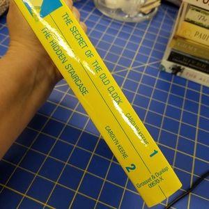 2 in 1 Book Nancy Drew Book by Carolyn Keene